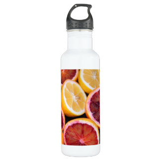 Blood Orange and Lemon Bottle