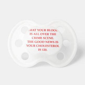 BLOOD PACIFIER