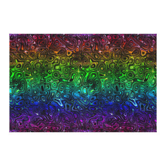 Blood Rainbow Fire Stone 3 SDL C Canvas Print