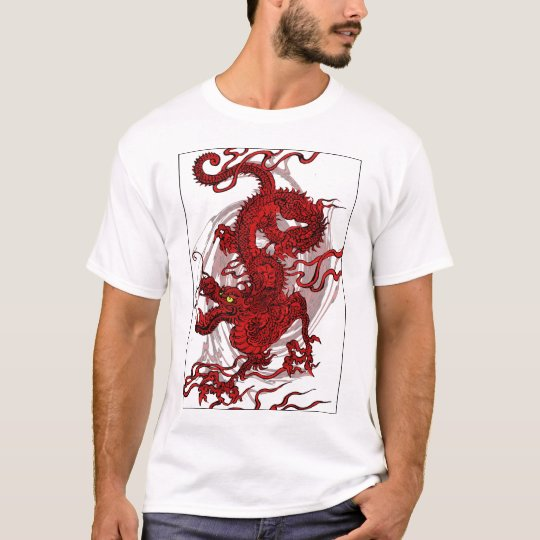 Blood Red Dragon T-Shirt