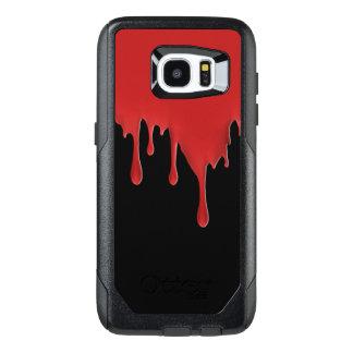Blood Red Drip OtterBox Samsung Galaxy S7 Edge Case