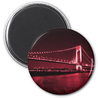 Blood Red Narrows magnet