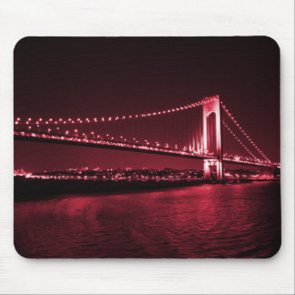 Blood Red Narrows mousepad
