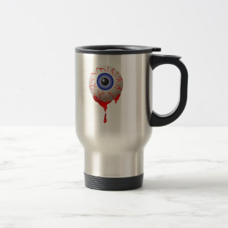 Blood Shot Eye Coffee Mug