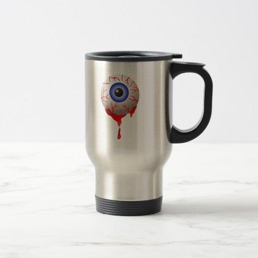 Blood Shot Eye Coffee Mug