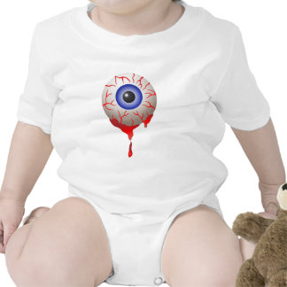 Blood Shot Eye Romper
