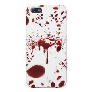 Blood Shot iPhone 5 Cover
