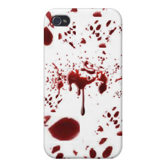 Blood Shot Covers For iPhone 4