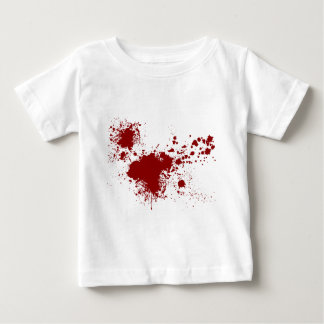 Blood Splash Baby T-Shirt