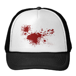 Blood Splash Trucker Hat