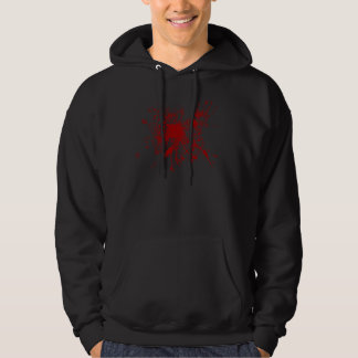 Blood Splat Sweater
