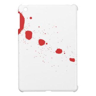 Blood Splatter iPad Mini Covers