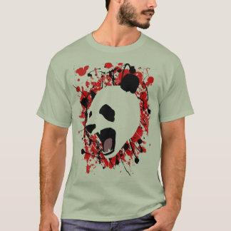 Blood Splatter Panda T-Shirt