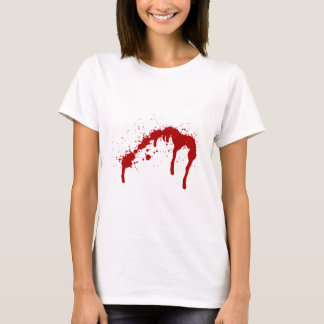 blood_splatter T-Shirt
