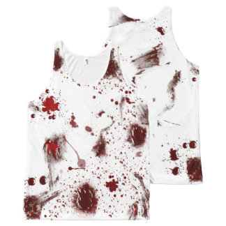 Blood Splattered Shirt