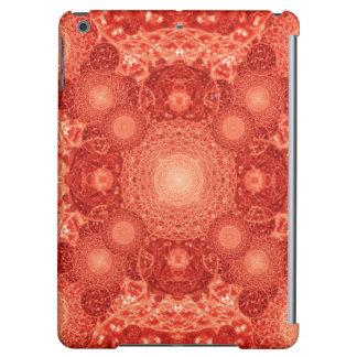 Blood Vessels Mandala Cover For iPad Air