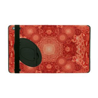 Blood Vessels Mandala Covers For iPad