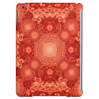 Blood Vessels Mandala iPad Air Cases