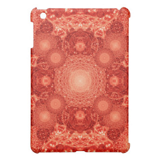 Blood Vessels Mandala iPad Mini Cover