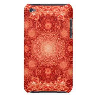 Blood Vessels Mandala iPod Touch Cases
