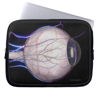 Blood Vessels of the Eye Laptop Sleeve