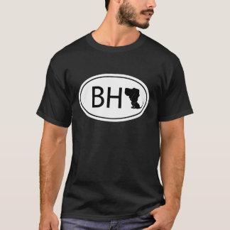 Bloodhound abbreviation BH T-Shirt