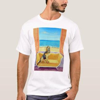 Bloodhound Dog Tee Shirt