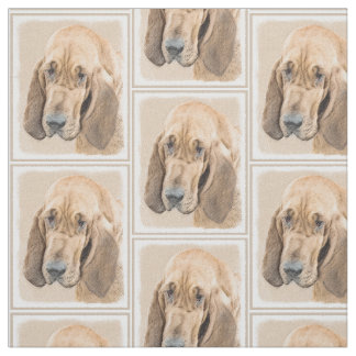 Bloodhound Fabric