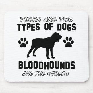 BLOODHOUND gift items Mouse Pad