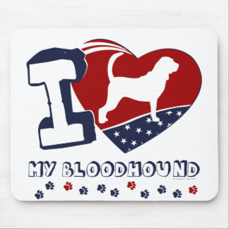 Bloodhound Mouse Pad