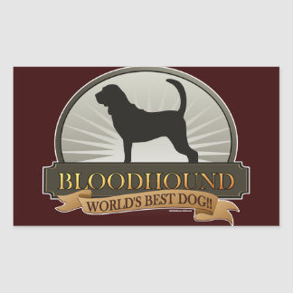 Bloodhound Sticker
