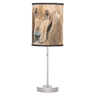 Bloodhound Table Lamps