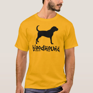 Bloodhound With Cool Text T-Shirt