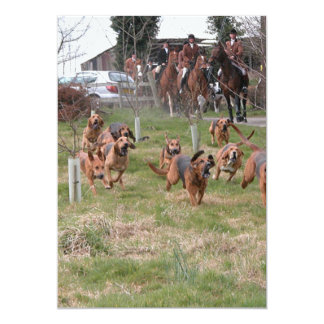 bloodhounds working card