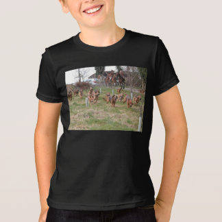 bloodhounds working T-Shirt