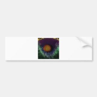 bloodmoon bumper sticker