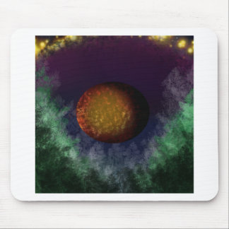 bloodmoon mouse pad