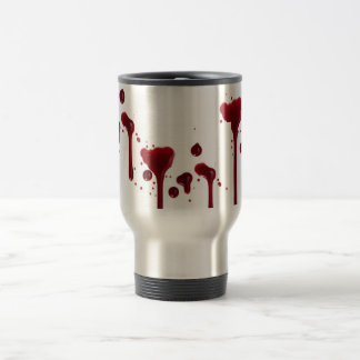 Bloody Cup! Travel Mug