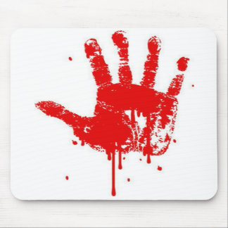 Bloody Five Mousepad