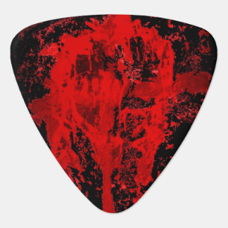 Bloody Gothic Pagan Celtic Cross Pick