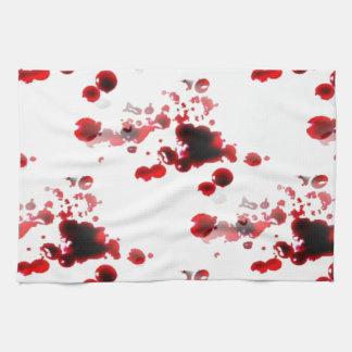 Bloody Kitchen Towel