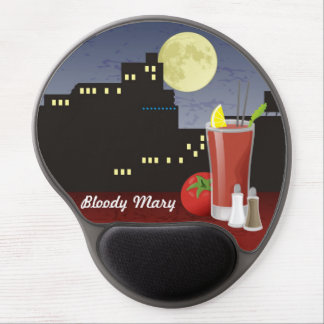 Bloody Mary Gel Mouse Pad