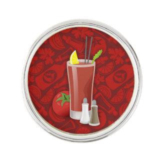 Bloody Mary Lapel Pin