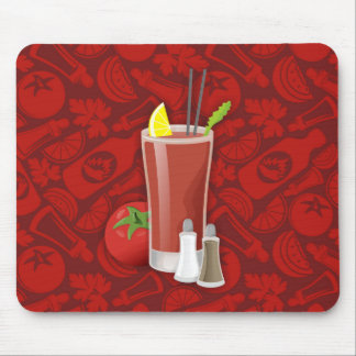 Bloody Mary Mouse Pad