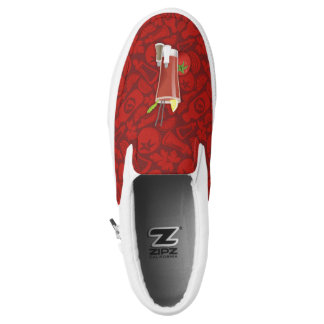 Bloody Mary Slip-On Sneakers
