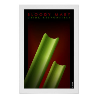 Bloody Mary (Small Poster) Poster