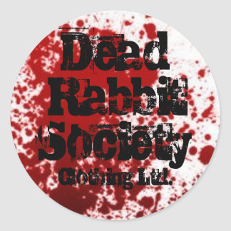 Bloody Mess Sticker