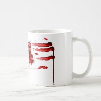 Bloody mug