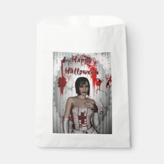 Bloody Nurse Halloween Favour Bag