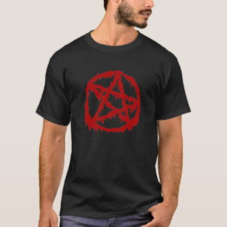 Bloody Pentagram T-Shirt